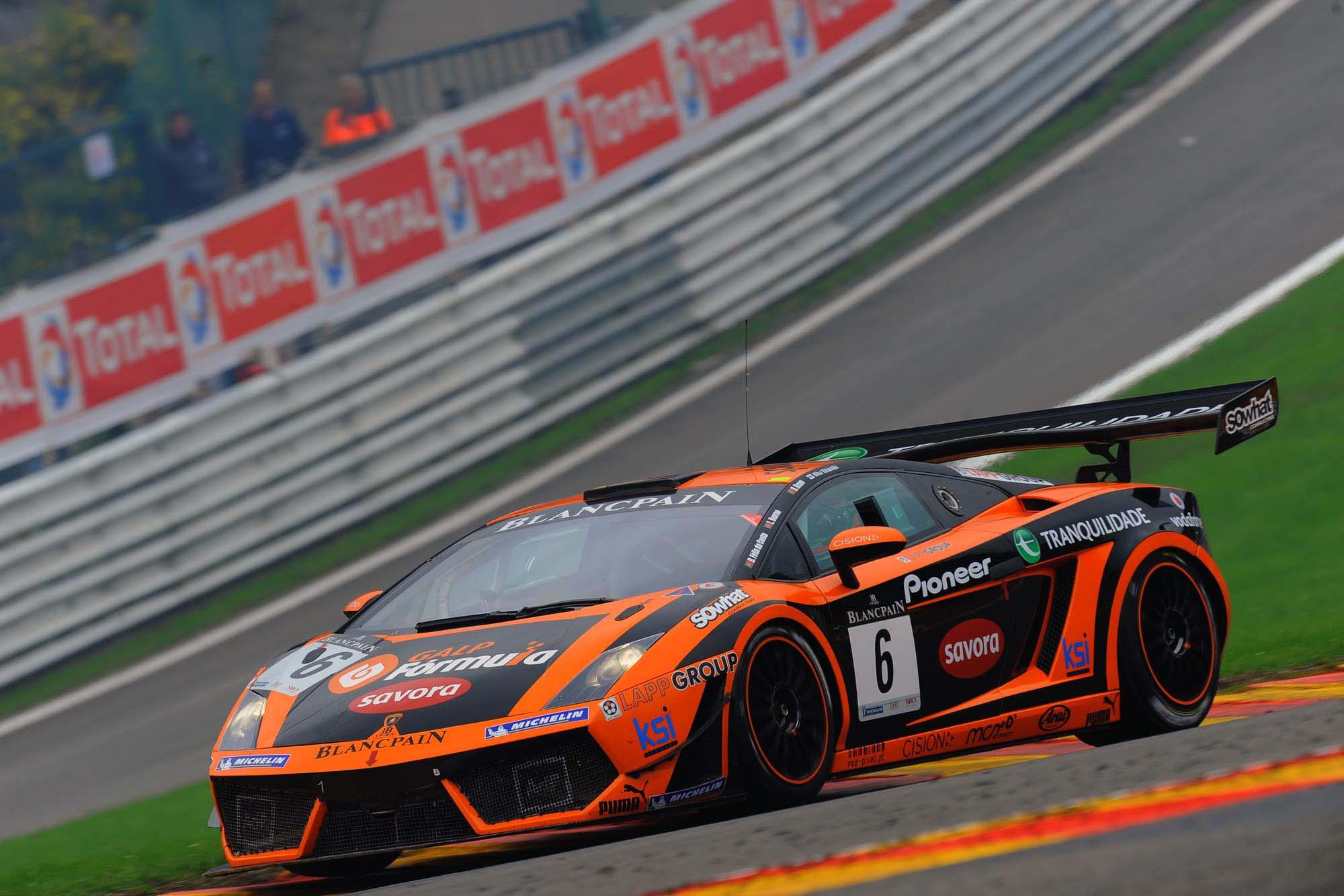 Lamborghini da Team GT3