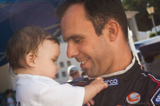 João Fonseca e sua filha@foto arquivo 16Válvulas