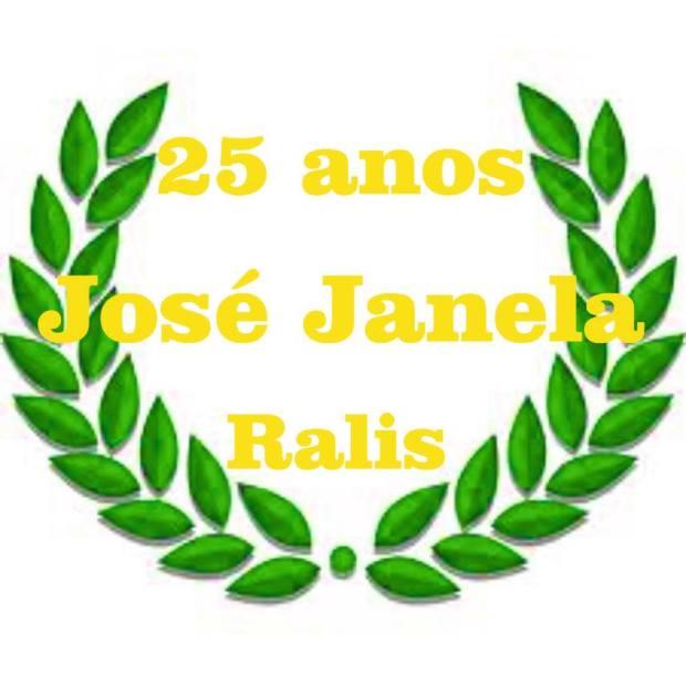 José Janela 25 anos