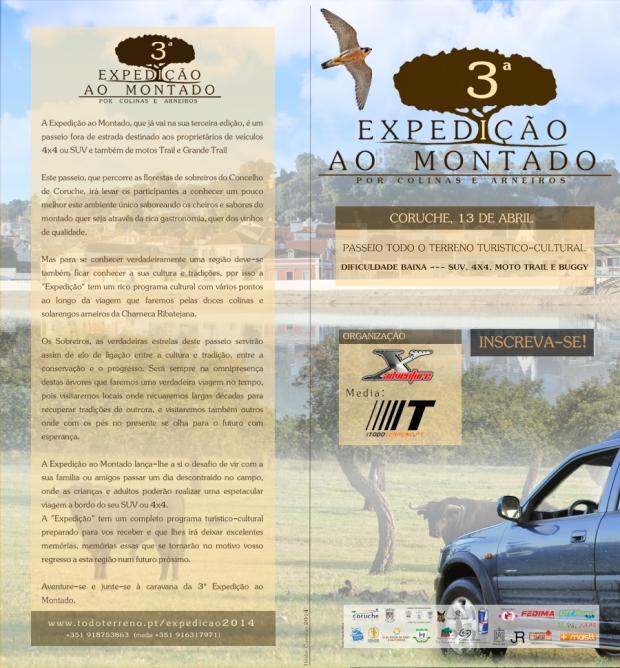 Cartaz da Expedição