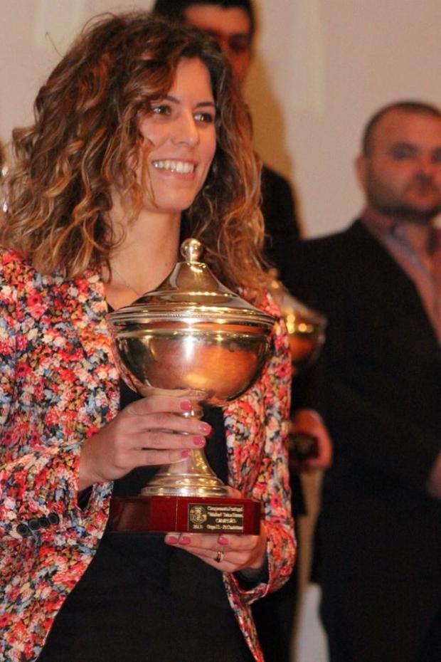 Inês Ponte Grancha premiada em 2013