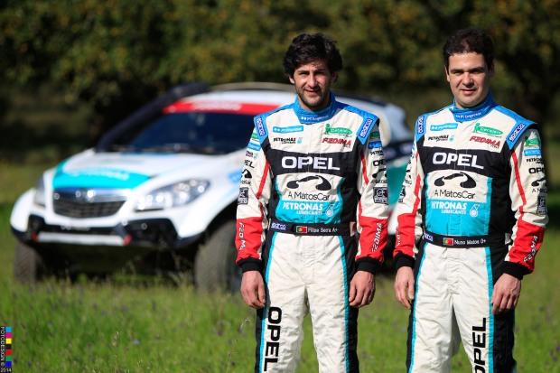 Filipe Serra e Nuno Matos@foto oficial 2014