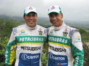 Guilherme Spinelli e Carlos Sousa