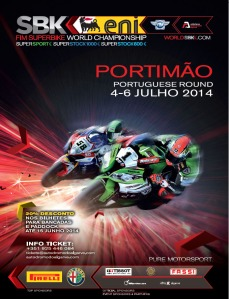 Cartaz SuperBikes