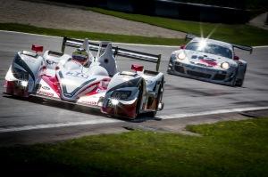 Simon Dolan (GBR) / Harry Tincknell (GBR) / Filipe Albuquerque (PRT) driving the #38 LMP2 Jota Sport (GBR) Zytek Z11SN-Nissan