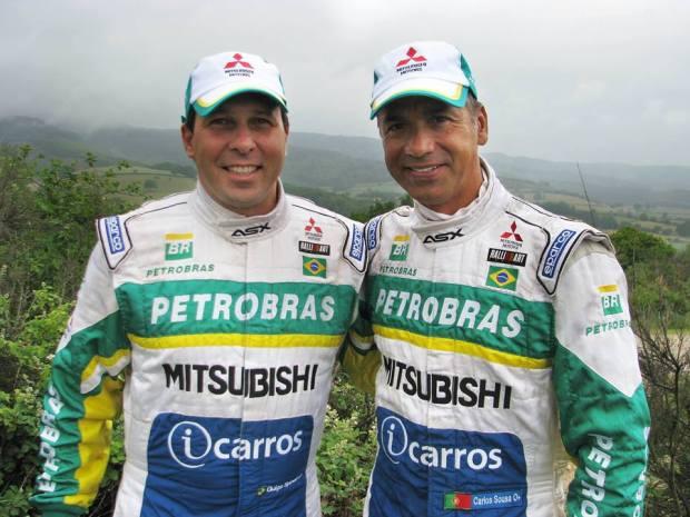 Spinelli e Carlos Sousa@foto Facebook oficial