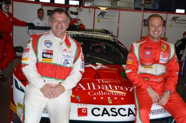 Filipe Barreiros (esq.) com Francisco Guedes@foto escolha pessoal