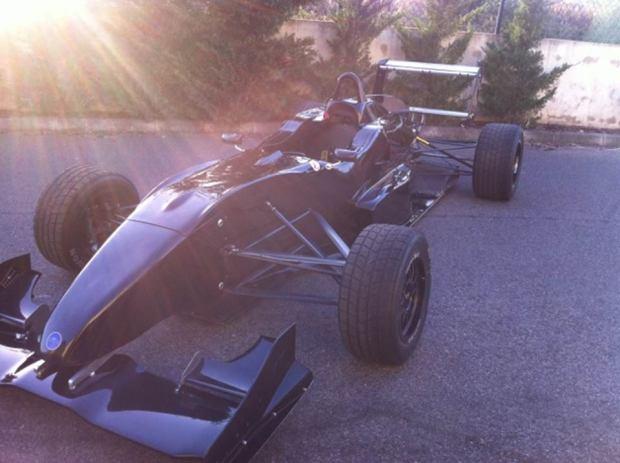 Monolugar do Projeto Best Racing