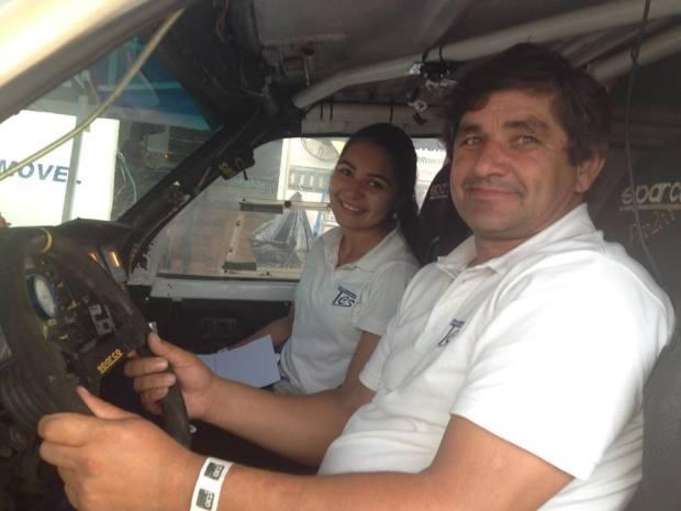 Tania e Cesar Sequeira @ foto escolha pessoal