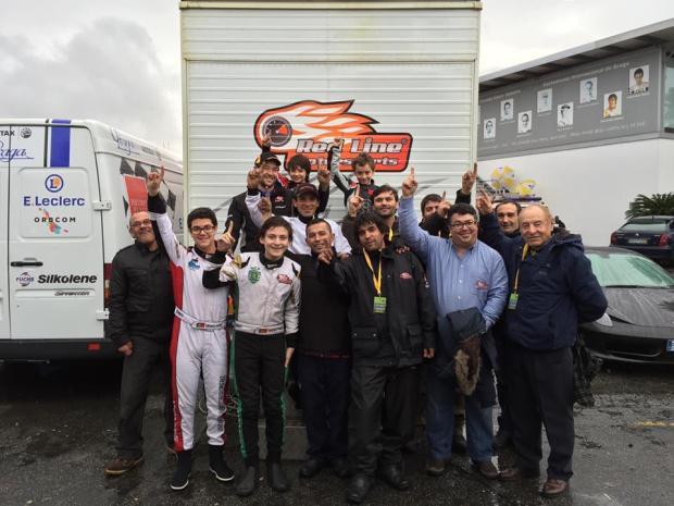 Equipa Red Line Motorsport @ foto escolha pessoal