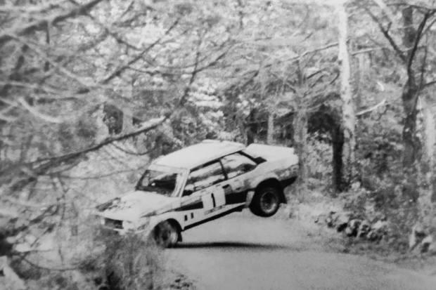 Foto do acidente de Markku Allen by Jorge Cunha