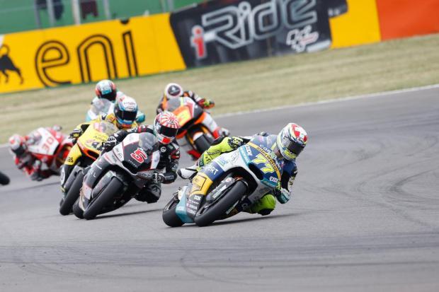 Aegerter, Zarco e Rins, os protagonistas de Moto2