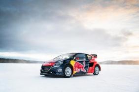 2016 Peugeot 206 WRX