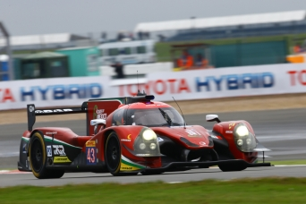 MOTORSPORT : FIA WORLD ENDURANCE CHAMPIONSHIP - 6 HOURS OF SILVERSTONE (GBR) 04/15-17/2016