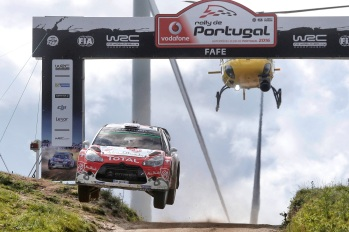 FIA WORLD RALLY CHAMPIONSHIP 2016 - WRC PORTUGAL