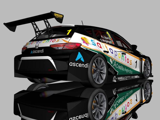 SEAT Leon da Speedy Motorsport @ foto escolha pessoal