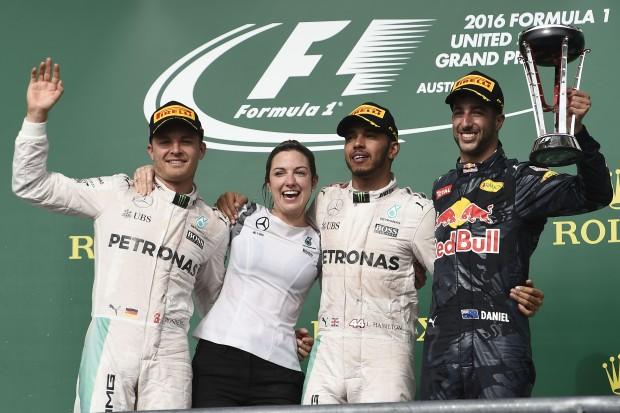 GP USA F1/2016 - AUSTIN (TEXAS) 23/10/2016  © FOTO STUDIO COLOMBO PER PIRELLI MEDIA (© COPYRIGHT FREE)